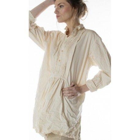 chemise Cordelia in Natural
