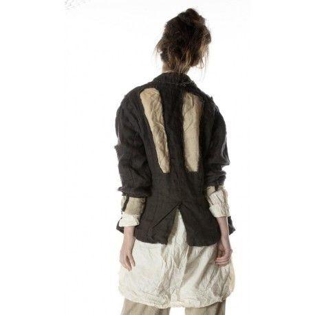 jacket Rag in Midnight