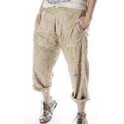 pantalon Lilou in Dropcloth