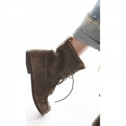 bottes Jack Lace Up in Weathered