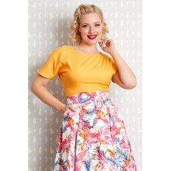 blouse Clementine Sun