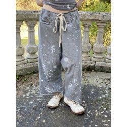 pantalon Gus in Chalkboard