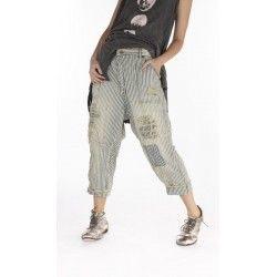 pantalon Fredina in Union Pacific