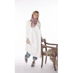 robe Grace in Bone