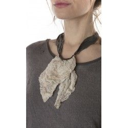 jabot Fairen with Charcoal Ties