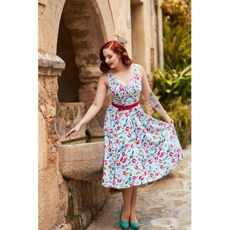 robe Bassie Regina Miss Candyfloss - 2