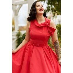 dress Thelise Coral
