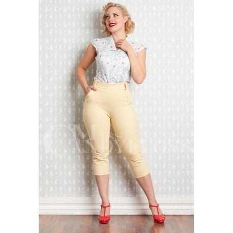 pants Farah Flax