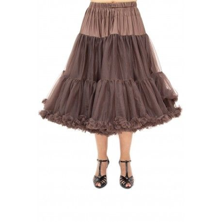 "petticoat Lifeforms 26"" SBN236 Chocolate"