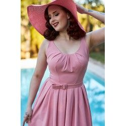 dress Fiona Blush