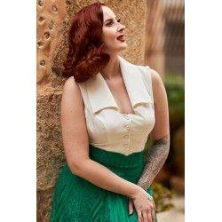 blouse Amaia Pearl