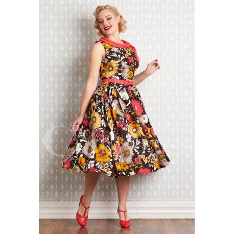 dress Eliana Coral