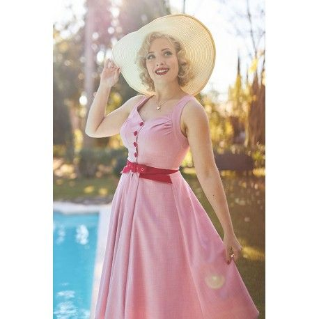 robe Danielle Rose Miss Candyfloss - 1