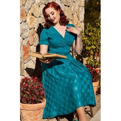 dress Sahar Aqua