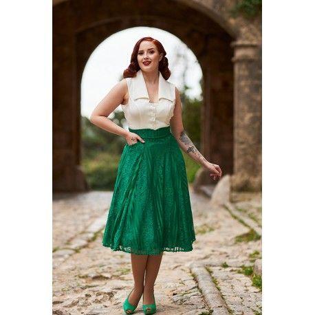 jupe Arrianne Jade Miss Candyfloss - 1
