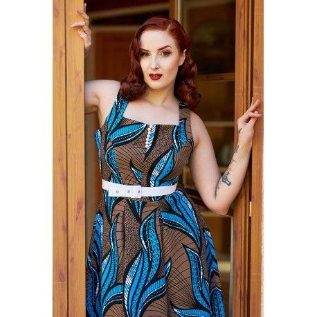 robe Baran Blue Miss Candyfloss - 1