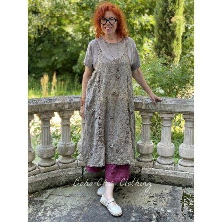 robe Coronado Slip in Clay