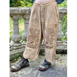 pants French Work in Grain Sack