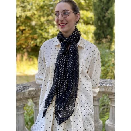 scarf Georgette Monet in Lulu
