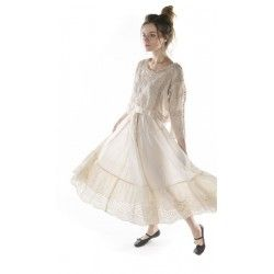 skirt You Are My Soul Shine in Antique White