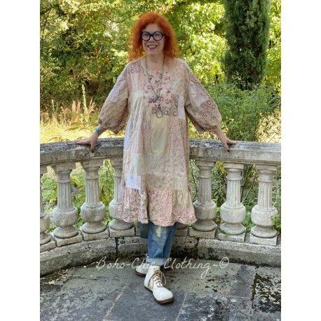 robe Dharma in Woodstock Quilt