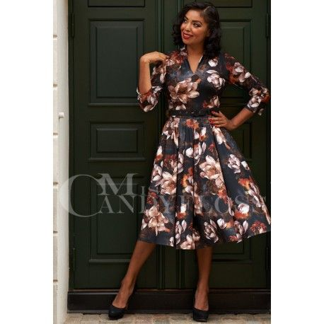 robe Amarina Umber Miss Candyfloss - 1
