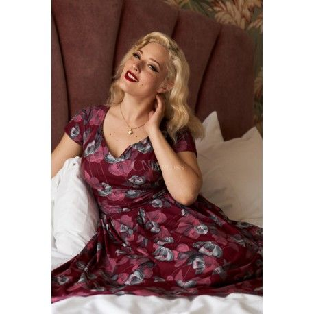 robe Felicienne Ruby Miss Candyfloss - 1