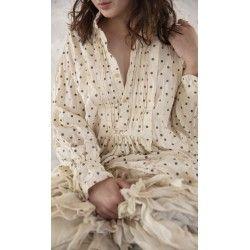 shirt Cordelia in Freckles