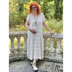 dress Robina Lace in Moonlight