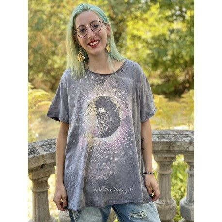 T-shirt Disco Ora in Ozzy