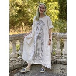dress Immaculate Mary in Natural