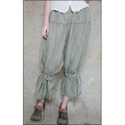 pantalon Berdine in Graphite