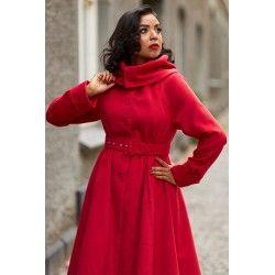 coat Midge Rose