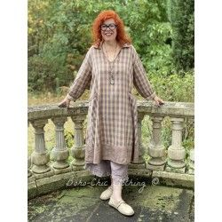 robe Brigid in Lavender Jam