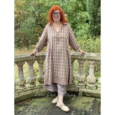 robe Brigid in Lavender Jam
