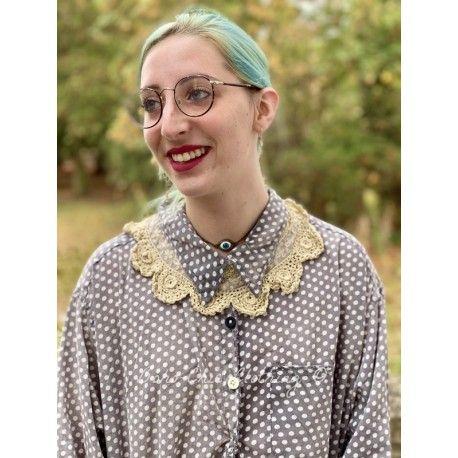 necktie Ninnie Magnolia Pearl - 1