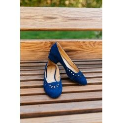 chaussures Hallstatt Bleu Marine