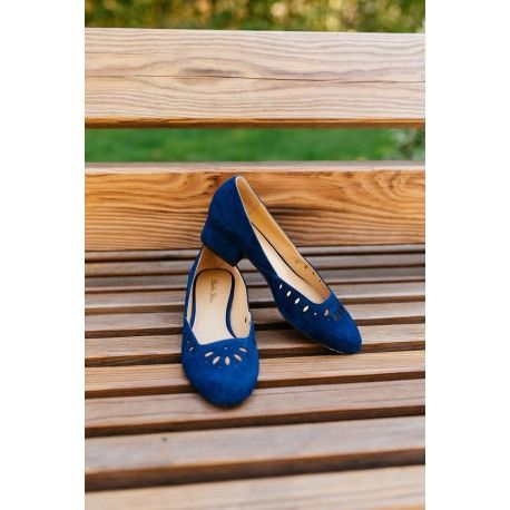 chaussures Hallstatt Bleu Marine Charlie Stone - 2