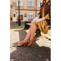 shoes Salzburg Almond
