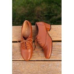 shoes Salzburg Almond Charlie Stone - 1