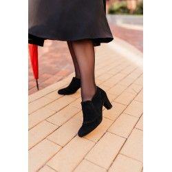 chaussures Vienna Noir