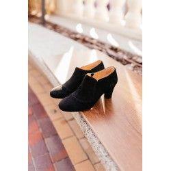 shoes Vienna Black Charlie Stone - 1