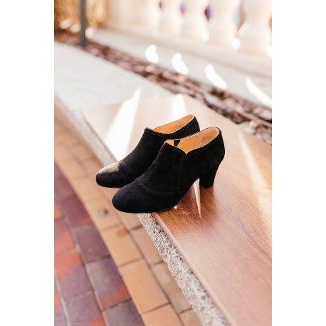 chaussures Vienna Noir Charlie Stone - 1