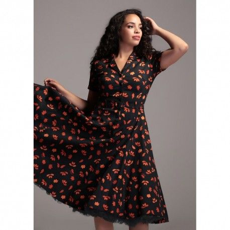 robe Caterina Acorn Collectif - 1