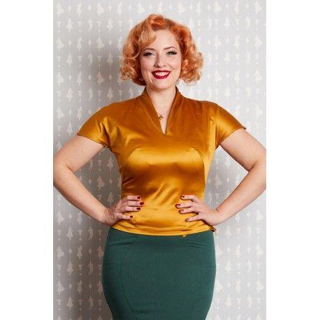 top Boglárka Mustard Miss Candyfloss - 1