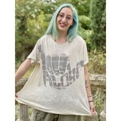 T-shirt Hang Loose in Moonlight
