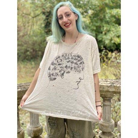 T-shirt Subliminal in Moonlight