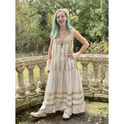 dress Amaia in Moonlight Magnolia Pearl - 1