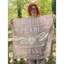 scarf MP Happiness Supply Co. in Beautiful Dove Magnolia Pearl - 1