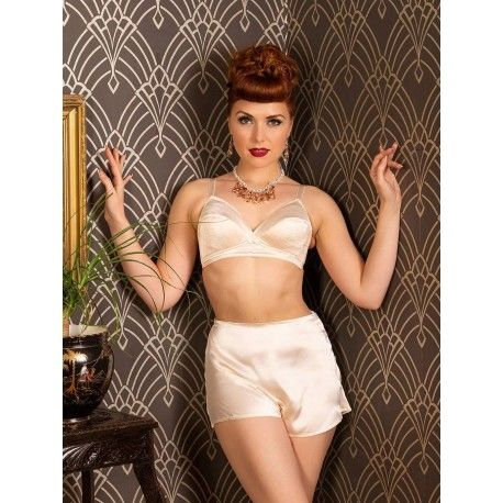 French Knickers CC09 L2019 Peach What Katie Did - 1
